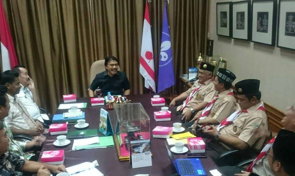 6000 Pramuka LP Ma'arif Nahdlatul Ulama Akan Mengikuti Perkemahan Tingkat Nasional di Magelang