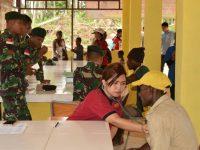 Korindo CSR di Papua Gelar Pengobatan Gratis