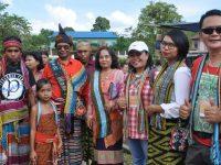 "2 Tahun Anniversary Kopidadu Jilid VI Dengan Tema "" NUSANTARA"" Sukses Menghibur Masyarakat Parindu"