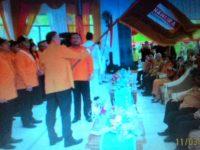 Pelantikan DPC Partai Hanura Melawi