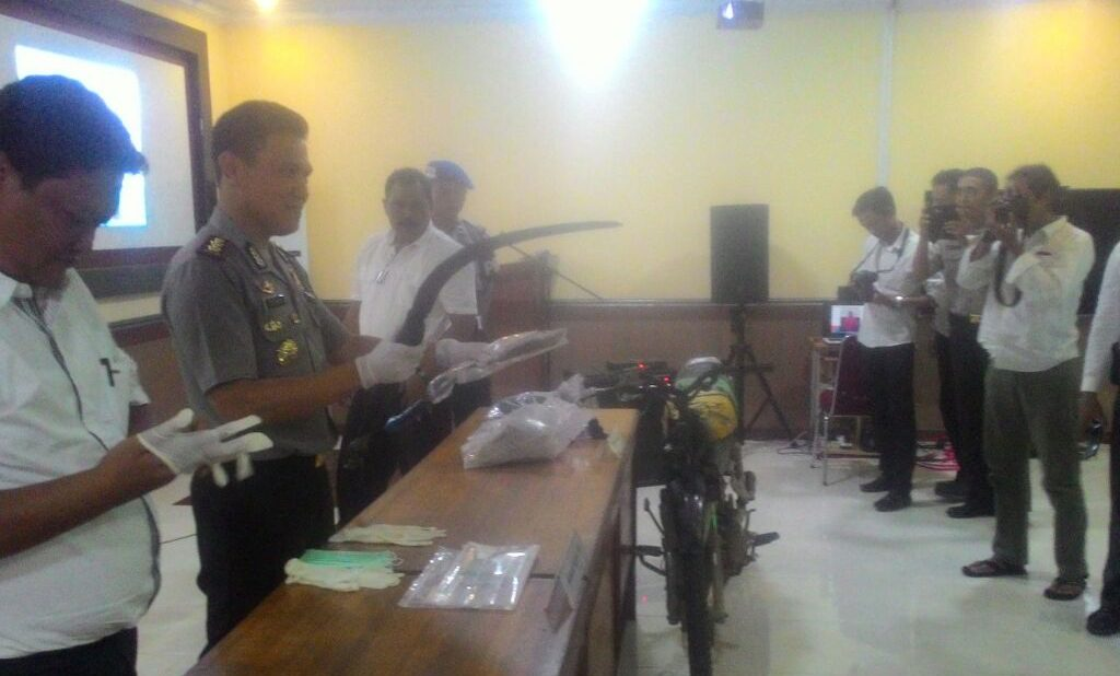 Polisi Ungkap Pembunuhan Sadis di Sebuduh Kembayan