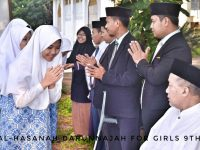 Pendaftaran Online : Santriwati Baru Darunnajah 9 Pamulang Tingkat 1 TMI (SMP) & 4 TMI (MA)
