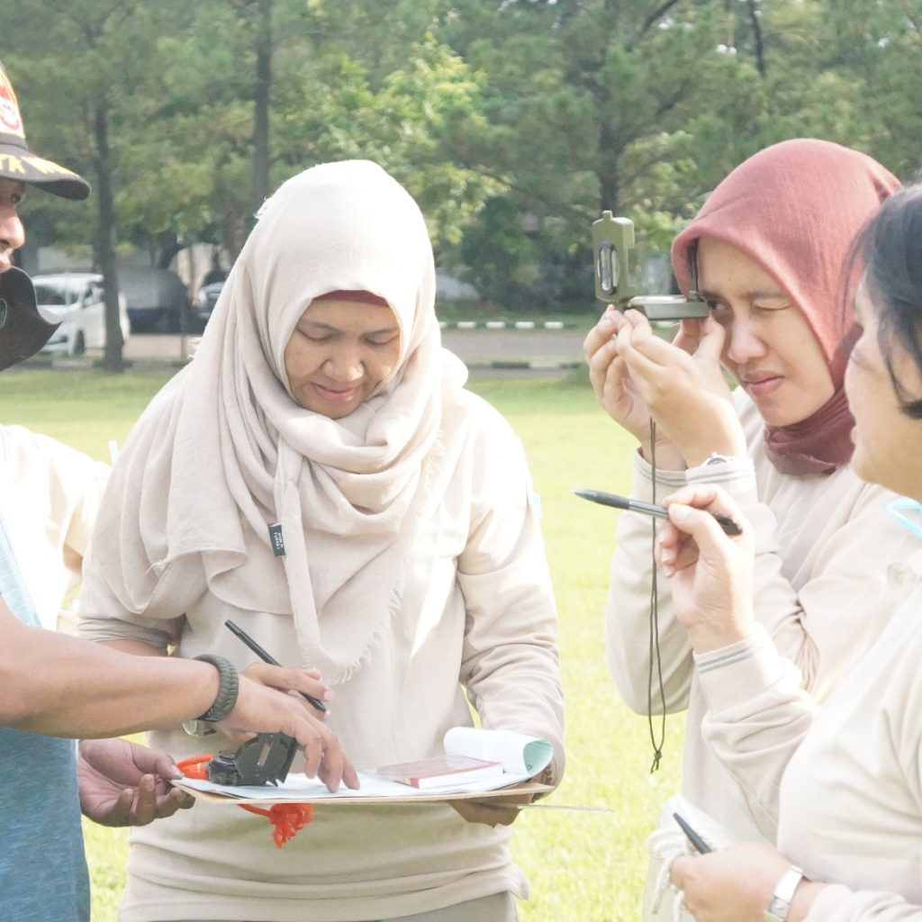 80 Pembina Pramuka di Kemendikbud Dilatih Keterampilan Tanggap Darurat