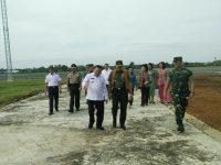 Pangdam XII/Tanjungpura Sambut Kedatangan Panglima TNI di Putussibau