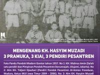 KH. Hasyim Muzadi di Mata Ketua Kwarnas Gerakan Pramuka
