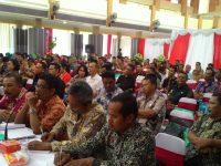 Cornelis Buka Musrenbang RKPD Sanggau Tahun Anggaran 2018