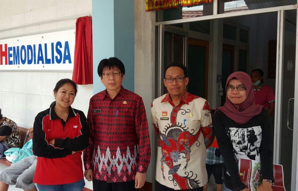 Rujukan Regional,  ANDI JAB : RSUD Sanggau Naik Tipe B