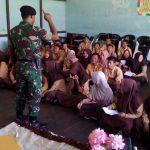Sosialisasi dan Pembinaan Kepada Calon Prajurit TNI AD