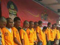 Polresta Depok Dalam Satu Bulan Ungkap 24 Kasus Narkoba