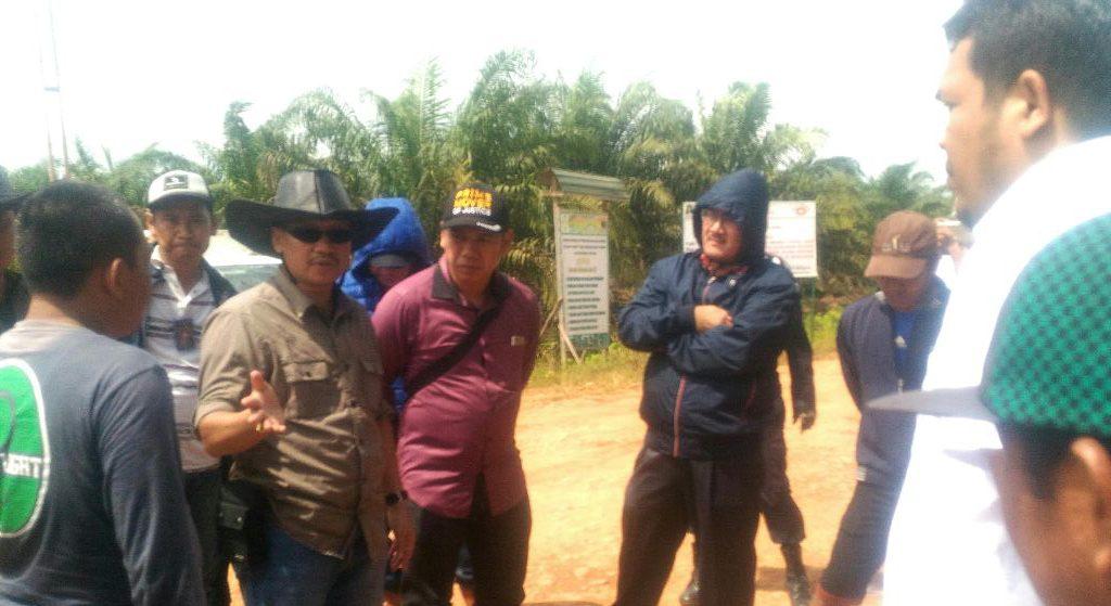 Tak Terima Tanah Perkebunan Kelapa Sawit Miliknya di Rampas, Liu Boi liong Gugat PT.Patiware