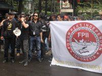 FPII Profesional, Tak Mungkin Catut Logo Media