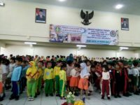 Yayasan Kartika Jaya Cabang XVII/Tanjungpura Menggelar Porseni TK se-Kubu Raya