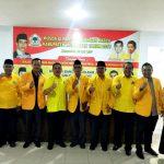 H. Dudung Siap Pimpin Partai Golkar Kabupaten Mempawah