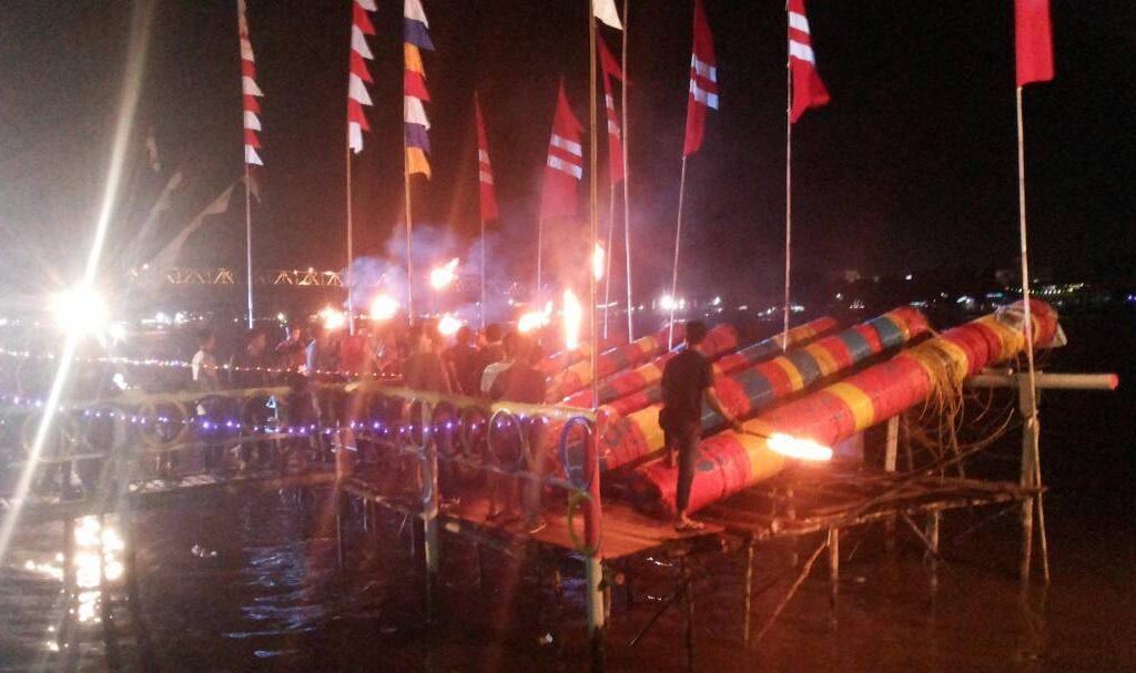 Festival Meriam Karbit, Salah Satu Budaya Yang Harus Dijaga Kelestariannya