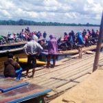 Ketua Umum KKT, Harapkan Perusahaan Sawit Setempat Berikan Bantuan Motor Air Penyeberangan Untuk Masyarakat