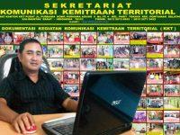 KKT Sudah Banyak Melakukan Kegiatan Untuk Meningkatkan Citra TNI AD di Kalbar