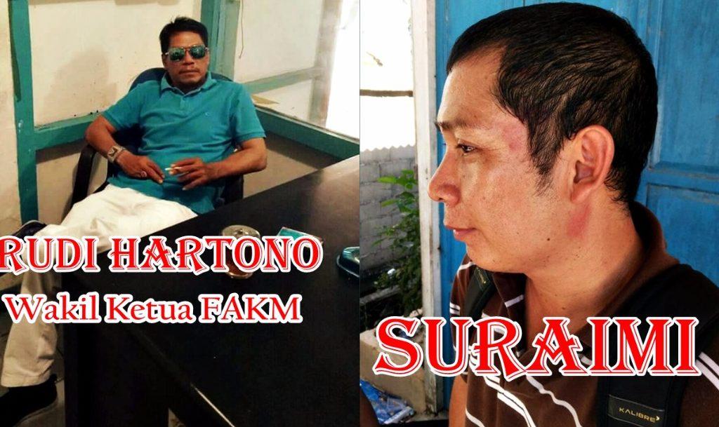 FAKM : Pihak Yang Menganiaya Suraimi Datang Langsung Main Hakim Sendiri