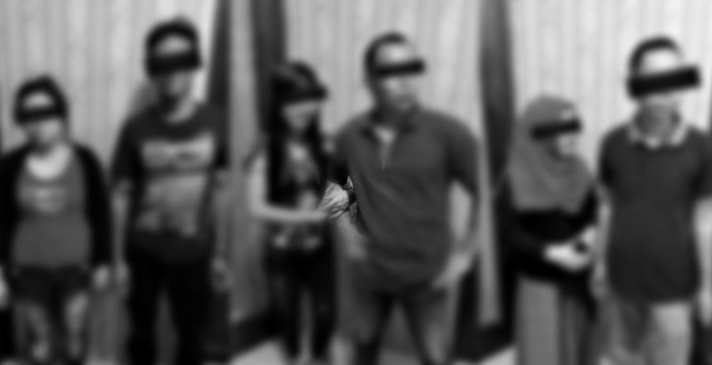 Polres Sekadau Berhasil Amankan Tiga Pasangan Bukan Suami Istri