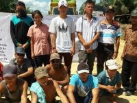 Misteri 158,45Ha, Yang di Gusur PT.Agro Sukses Lestari Tahun 2007 Dipertanyakan Warga