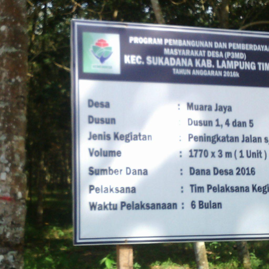 Dua Kades Lampung Timur di Duga Lakukan Korupsi