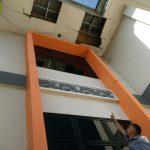Bangunan Dalam Gedung DPPOP Mempawah Tak Seindah Pemandangan Dari Luar