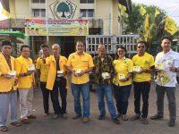 Golkar Kabupaten Mempawah Bagikan 1000 Takjil