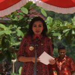 Komitmen Kemitraan Pemkab Landak Dengan Polisi Diantaranya Diwujudkan Dengan Membangun Pos Babinkamtibmas di Tiap Desa