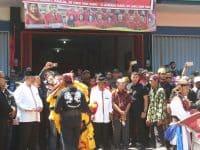 Pendukung dan Warga Kubu Raya Padati Gedung Sektetariat DPC PDIP Kubu Raya Karena Hal Ini