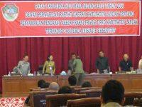 Bupati Karolin Mengapresiasi Anggota DPRD Landak Atas Bantuan Menjaga Keamanan