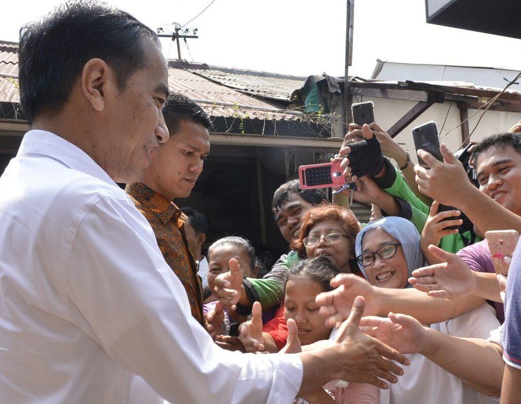 Presiden Puji Anak Muda Kembangkan BrandLokal
