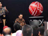 Sambangi Bursa Efek, Presiden Jokowi: Manfaatkan Momentum Kepercayaan Pasar