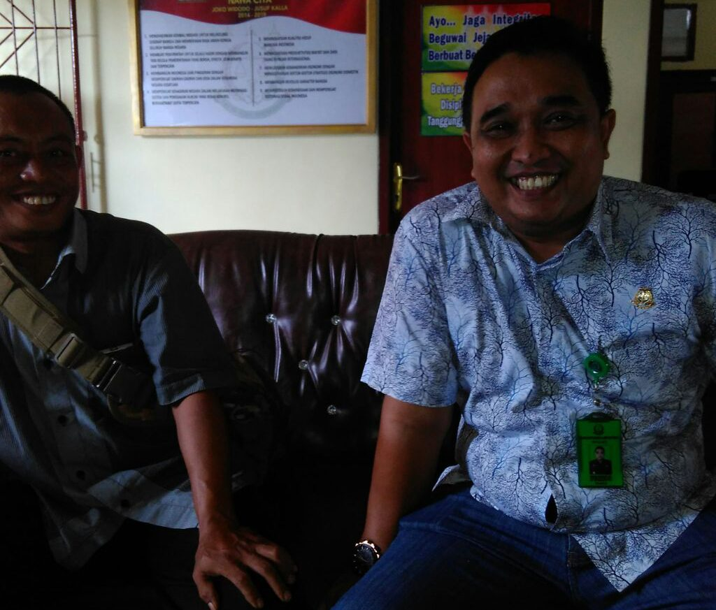 Kasi Intel Kejari Lampung Timur Menunggu Hasil Audit Inspektorat Lampung Timur