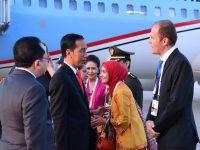 Tinggalkan Ankara, Presiden Lanjutkan Perjalanan Menuju Hamburg