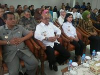 Lima Kepala Daerah Hadiri Penyerahan Hasil Pemeriksaan Atas LKPD