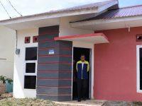 Presiden Jokowi Resmikan Proyek Rumah DP 1 Persen di Kalimantan Timur