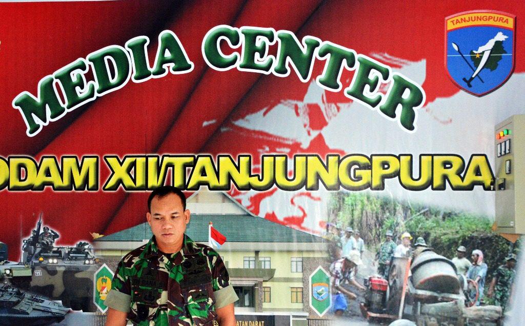 Kapendam XII/Tpr : Kehadiran Organisasi Terlarang (PKI) Harus Diwaspadai Kehadirannya di Wilayah Kalbar