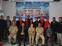 Landak Terima 101 Mahasiswa IKIP PGRI Untuk Kegiatan PPL/ KKM
