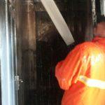 Diduga Konsleting Listrik Sebabkan Kebaran di Ruangan Arsip dan Mushola Nissan Terbakar