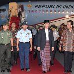 Presiden Hadiri Kongres Pancasila Ke-9 Dan Rakor Pimpinan PGRI Di Yogyakarta