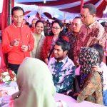 Presiden Puji Kualitas Bangunan Rumah Bersubsidi Di Riau