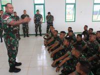 Pangdam XII/Tpr : Prajurit Harus Kenali Kearifan Lokal, dan jadikan Masyarakat sebagai Keluarga