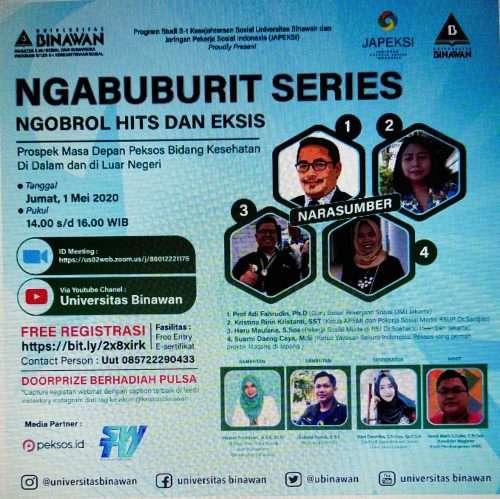 Jaringan Pekerja Sosial Indonesia (JAPEKSI): Ada Peluang Peksos ke Luar Negeri