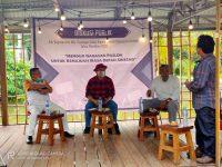 KMKBH Gelar Diskusi Publik Pilkada Sintang