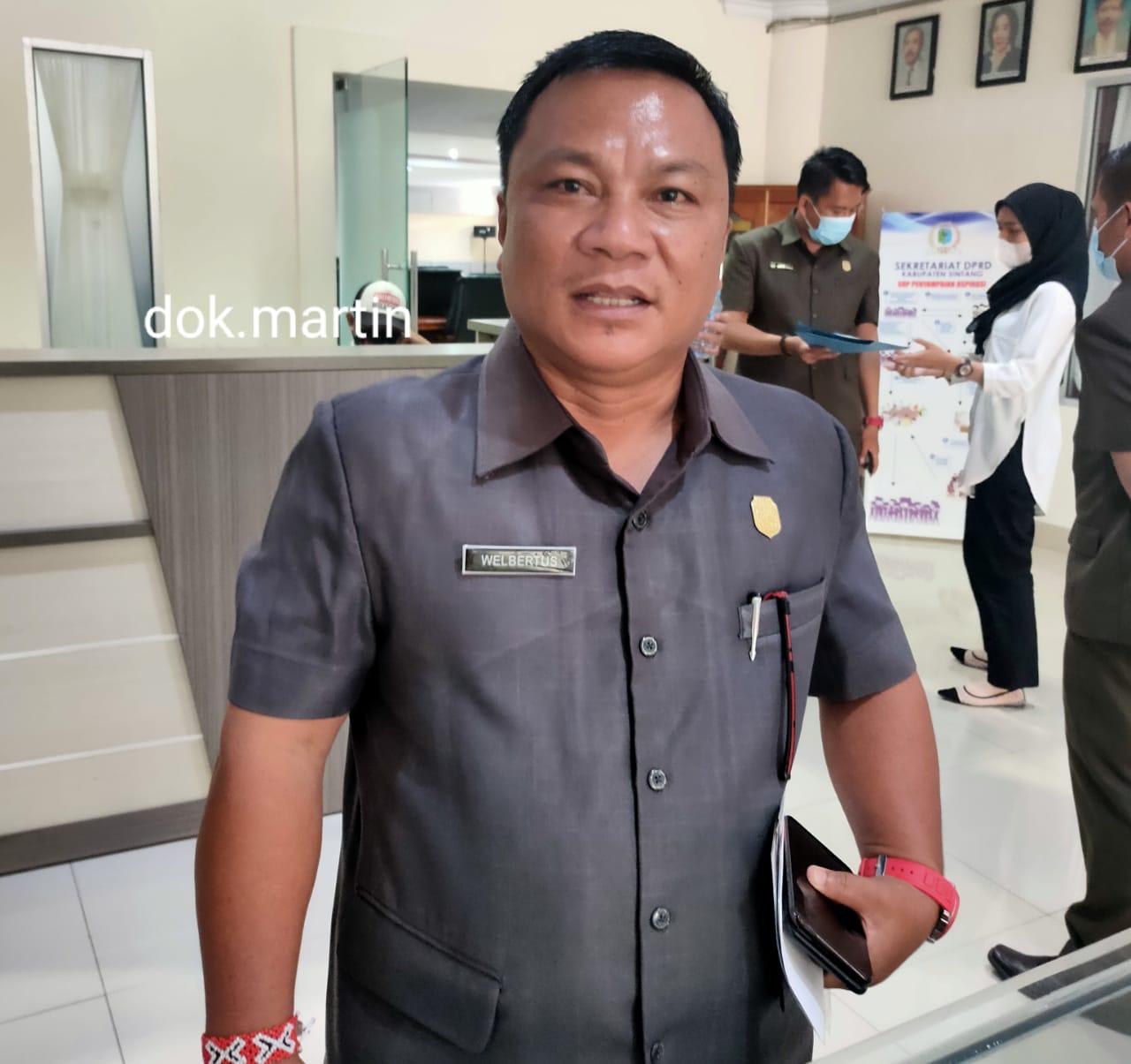 Welbertus Berharap Petani Rasakan Imbas Naiknya Harga TBS