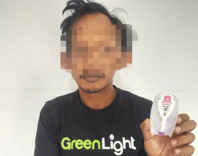 Satuan Reserse Narkoba Tangkap Tindak Pidana Narkotika Jenis Extasi