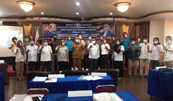 ABTI Turunkan Atlet Ikuti Pekan Olah Raga Pelajar Nasional 2021