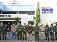 PT. Indonesia Power Suralaya Lakukan MoU dengan Kodam III/Siliwangi