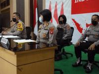 Kapolresta Pontianak Kota Terima 60 Siswa SPN Kalbar