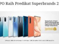OPPO Raih Predikat Superbrands 2020