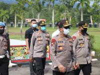 Cek Kesiapan Pengamanan Natal dan Tahun Baru, Kapolda Kalbar Kunjungi Kabupaten Bengkayang
